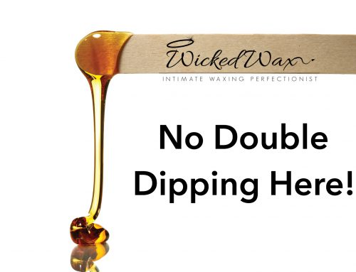 Waxing Hygiene… No Double Dipping Here!